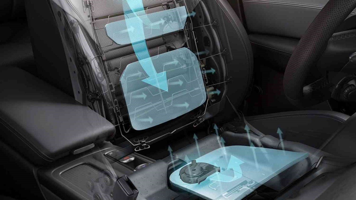What you need to know about air conditioned car seats
